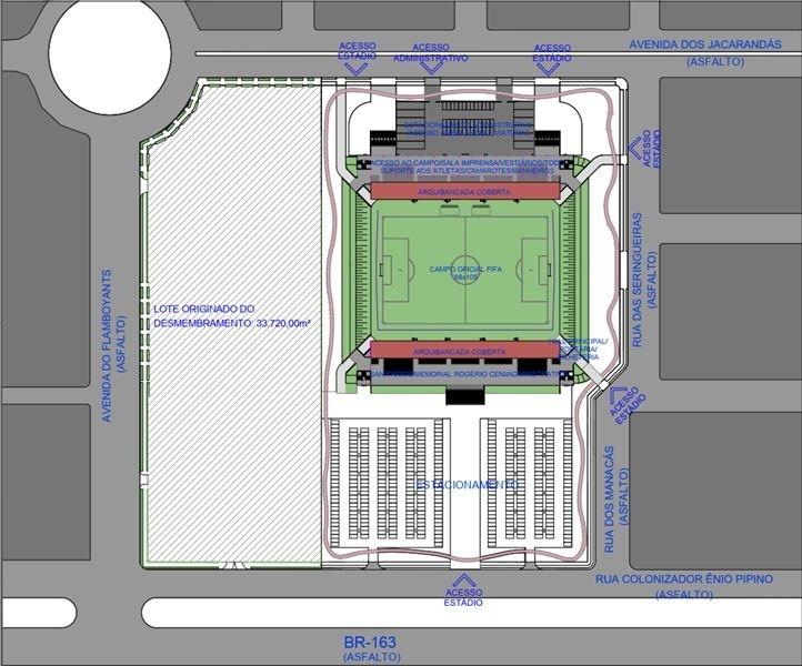 Enquete aponta que 83% dos sinopenses apoiam venda do estádio e pedem que nova arena seja em outro local 2