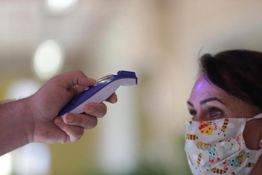 UHE Sinop doará termômetros digitais infravermelhos para evitar ...