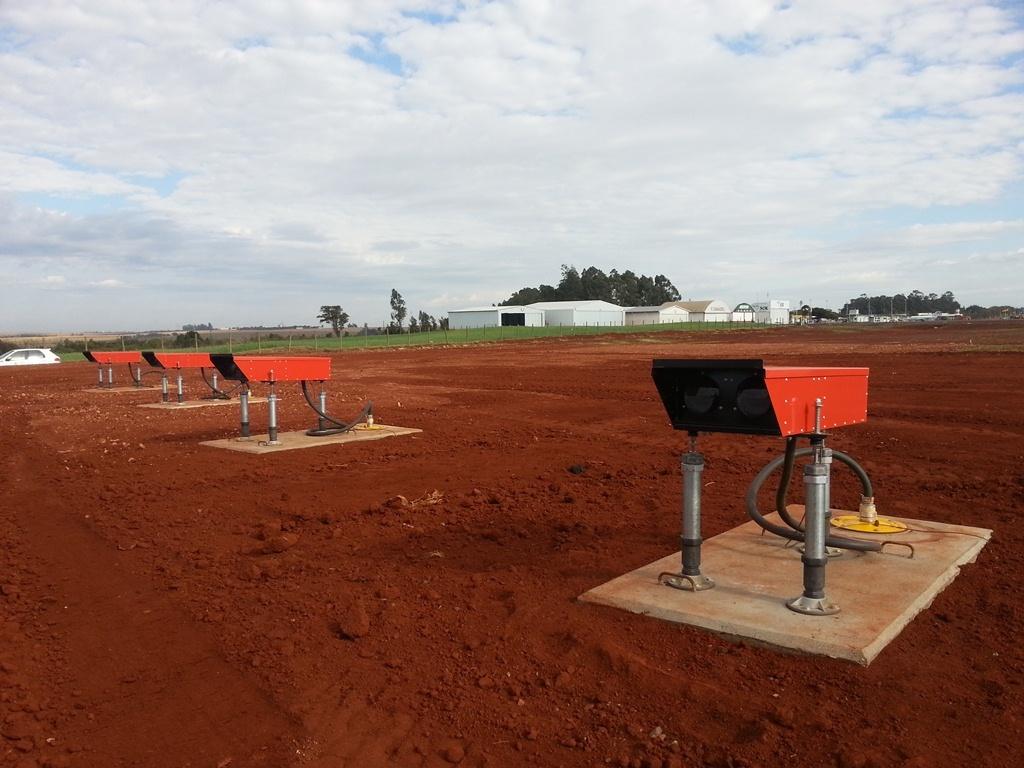 Aeronáutica aprova documentação e instalação de equipamentos no Aeroporto de Sinop que melhoram segurança