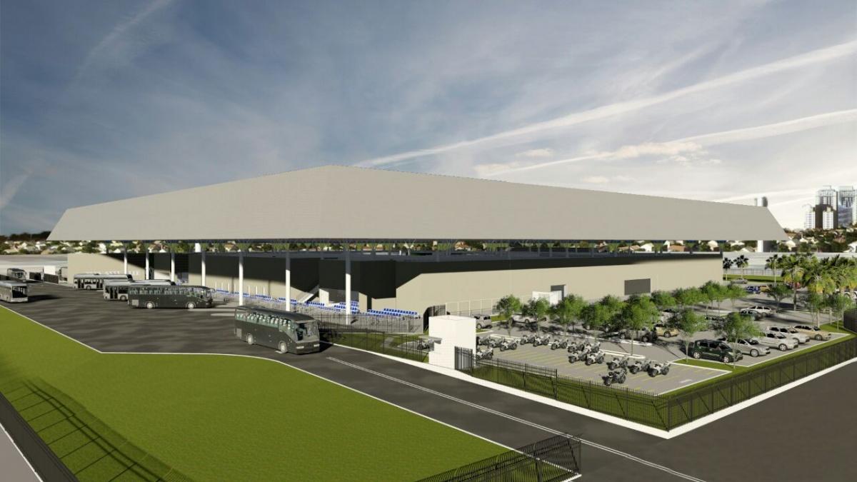 Novo terminal rodoviário de Sinop terá investimento de mais de R$ 18 milhões