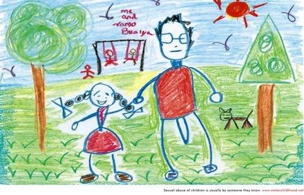 Abuso sexual infantil e desenhos, o que eles tem a ver?