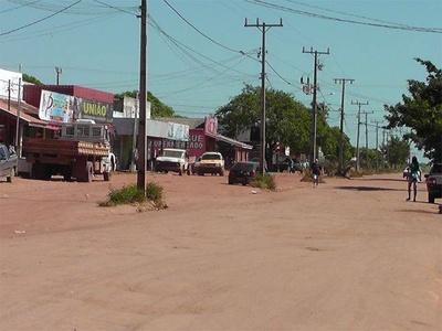 Espigão do Leste, distrito de São Félix do Araguaia