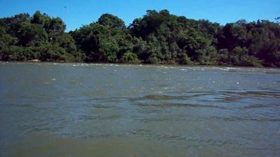 Trecho do Rio Teles Pires