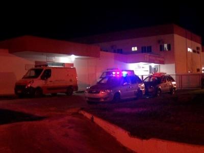 PM ouviu depoimento da vítima ainda no Hospital Regional